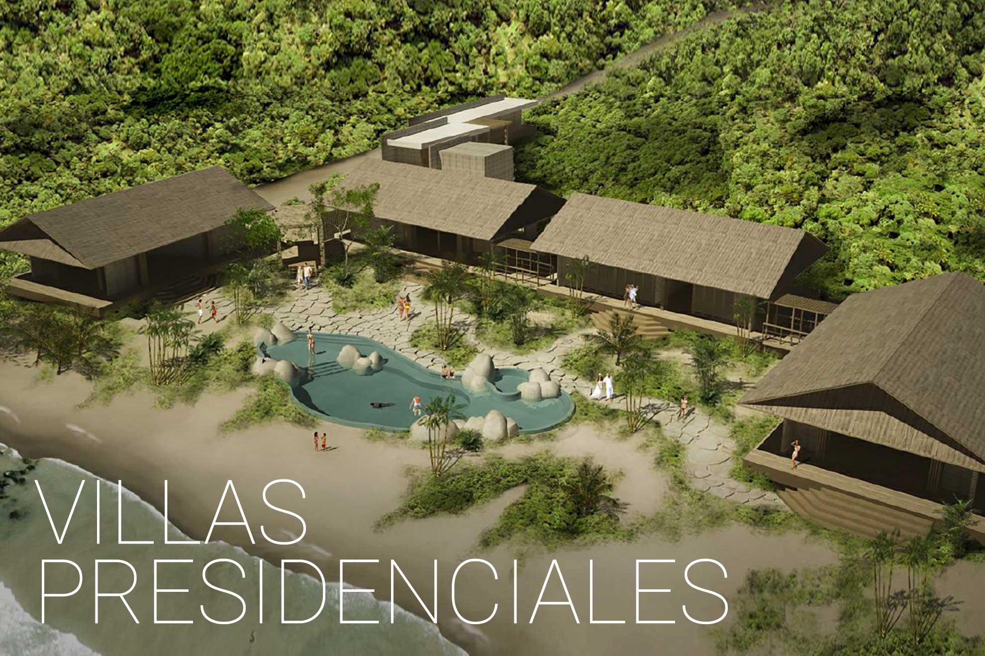 Les presentamos el proyecto de las Villas presidenciales ubicadas en Cancún Quintana Ro, diseñadas y creadas por Depa 102