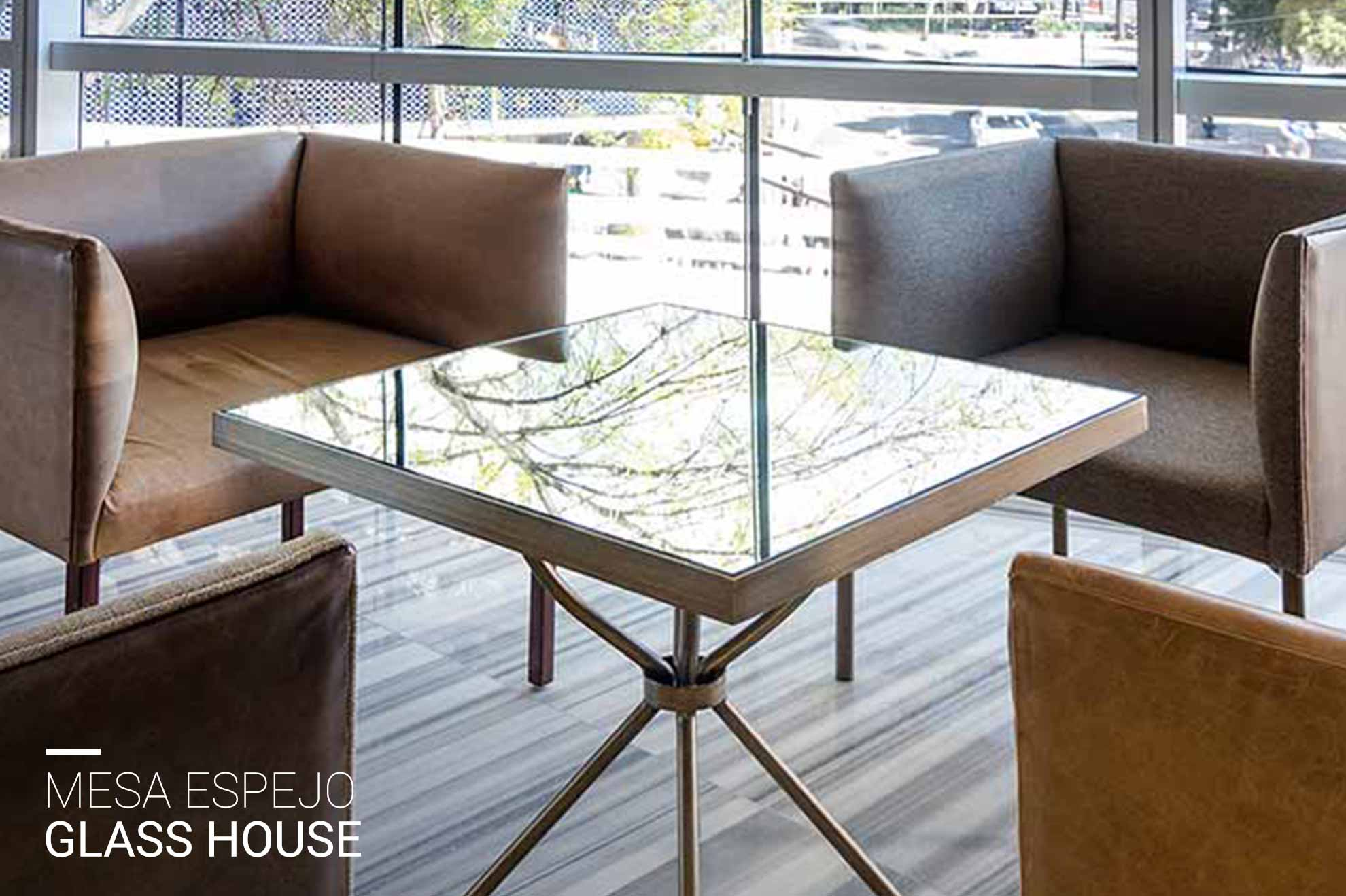 Esta pieza se encuentra en el salon de Te Damman en el Glass House de St.Regis Mexico es una pieza creada por Depa102